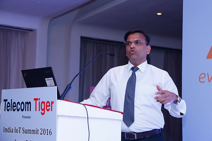 Mr. Anku Jain, GM & Sr. Director of Engineering, MediaTek India