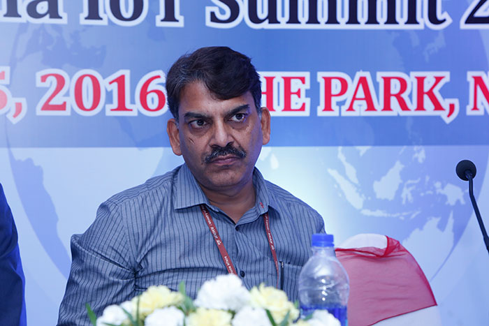 Mr. R.M. Agarwal - DDG (SU), Department of Telecommunications
