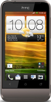 Review: HTC One V
