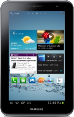 Review: Samsung Galaxy Tab 2 – P3100